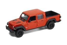 Jeep  - Rubicon 2019 orange - 1:24 - Welly - 24103 - welly24103o | The Diecast Company