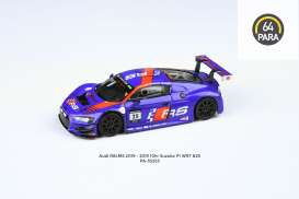 Audi  - R8LMS  #25 2019 blue/red - 1:64 - Para64 - 55253 - pa55253 | The Diecast Company