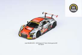 Audi  - R8LMS  #21 2016 silver/red/yellow - 1:64 - Para64 - 55273 - pa55273 | The Diecast Company