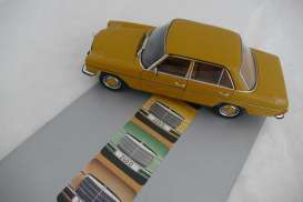 Mercedes Benz  - 200/8 1968 yellow - 1:18 - Norev - 183771 - nor183771 | The Diecast Company