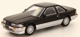 Toyota  - Soarer black/silver - 1:64 - Kyosho - 6502BS - kyo6506BS | The Diecast Company