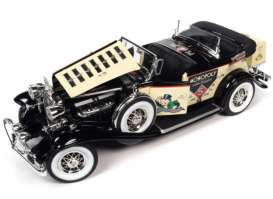 Cadillac  - V16 Sport 1932 cream/black - 1:18 - Auto World - AWSS127 - AWSS127 | The Diecast Company