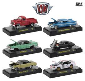 Assortment/ Mix  - various - 1:64 - M2 Machines - 32600-52 - M2-32600-52 | The Diecast Company