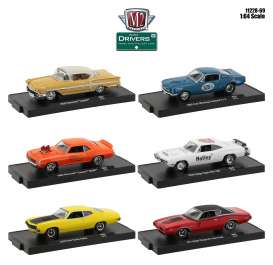 Assortment/ Mix  - various - 1:64 - M2 Machines - 11228-69 - M2-11228-69 | The Diecast Company