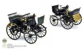 Daimler  - 1886 dark blue - 1:18 - Norev - 183700 - nor183700 | The Diecast Company
