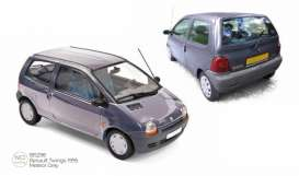 Renault  - Twingo 1995 meteor grey - 1:18 - Norev - 185298 - nor185298 | The Diecast Company