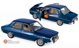 Renault  - 12 1973 dark blue - 1:18 - Norev - 185214 - nor185214 | The Diecast Company