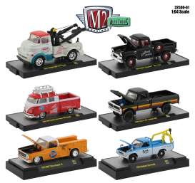 Assortment/ Mix  - various - 1:64 - M2 Machines - 32500-61 - M2-32500-61 | The Diecast Company