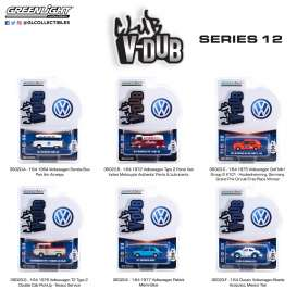 Assortment/ Mix  - various - 1:64 - GreenLight - 36020 - gl36020 | The Diecast Company
