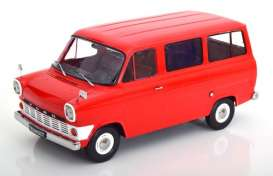Ford  - Transit 1965 light red - 1:18 - KK - Scale - 180463 - kkdc180463 | The Diecast Company