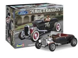 Ford  - Model A 1929  - 1:25 - Revell - US - 4463 - rmxs4463 | The Diecast Company