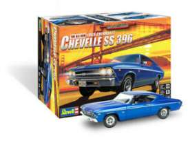 Chevrolet  - Chevelle SS 1969  - 1:25 - Revell - US - 4492 - rmxs4492 | The Diecast Company