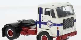 Volvo  - F88 1971 white/blue/red - 1:43 - IXO Models - TR067 - ixTR067 | The Diecast Company