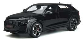 Audi  - RS Q8 2020 black - 1:18 - GT Spirit - 305 - GT305 | The Diecast Company