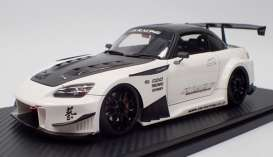 Honda  - S2000 white - 1:18 - Ignition - IG2010 - IG2010 | The Diecast Company