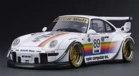 Porsche  - RWB 993 white - 1:18 - Ignition - IG1959 - IG1959 | The Diecast Company