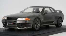 Nissan  - Skyline  gun grey - 1:18 - Ignition - IG2167 - IG2167 | The Diecast Company