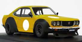 Mazda  - Savanna yellow - 1:18 - Ignition - IG2032 - IG2032 | The Diecast Company
