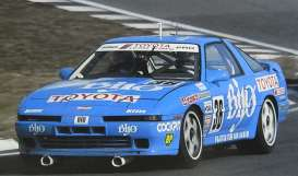 Toyota  - Supra Turbo blue - 1:18 - Ignition - IG2100 - IG2100 | The Diecast Company