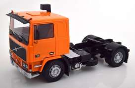 Volvo  - F10 1977 orange/black - 1:18 - Road Kings - 180035 - rk180035 | The Diecast Company