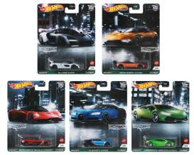 Assortment/ Mix  - various - 1:64 - Hotwheels - FPY86-978D - hwmvFPY86-978D | The Diecast Company
