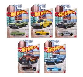 Assortment/ Mix  - Hot Pick-ups various - 1:64 - Hotwheels - GDG44 - hwmvGDG44-956Q | The Diecast Company