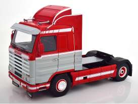 Scania  - 143 Streamline 1995 red/grey/white - 1:18 - Road Kings - 180101 - rk180101 | The Diecast Company
