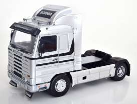 Scania  - 143 Streamline 1995 silver/black - 1:18 - Road Kings - 180103 - rk180103 | The Diecast Company