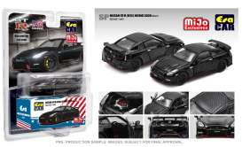 Nissan  - GT-R R35 Nismo 2020 black/red - 1:64 - Era - EraESPR-35 | The Diecast Company
