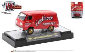 Chevrolet  - Nova Gasser *Hurst* 1964 red - 1:64 - M2 Machines - 31600GS07 - M2-31600GS07 | The Diecast Company