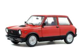 Autobianchi  - A112 red - 1:18 - Solido - 1803802 - soli1803802 | The Diecast Company