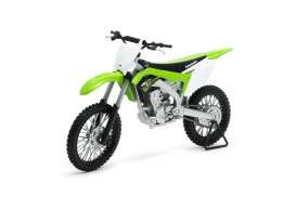 Kawasaki  - KX 250 2017 green/black - 1:10 - Welly - 62813 - welly62813 | The Diecast Company