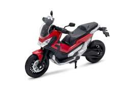 Honda  - X-ADV 2018 red/black - 1:18 - Welly - 12855 - welly12855 | The Diecast Company