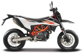 KTM  - black/white/orange - 1:18 - Maisto - 19131 - mai19131 | The Diecast Company