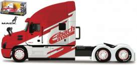 Mack  - Anthum red/white - 1:64 - Maisto - 12389-6 - mai12389-6 | The Diecast Company