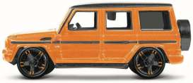Mercedes Benz  - G-Class 1967 orange - 1:64 - Maisto - 15494-04106 - mai15494-04106 | The Diecast Company