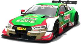 Audi  - RS 5 green/red/white - 1:32 - Bburago - 41160M - bura41160M | The Diecast Company