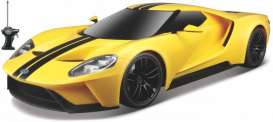 Ford  - GT yellow - 1:14 - Maisto - 81273 - mai81273 | The Diecast Company