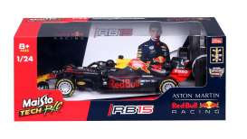 Red Bull Racing   - 2019 blue/red - 1:24 - Maisto - 81381V - mai81381V | The Diecast Company