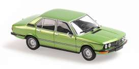 BMW  - 520 1972 green - 1:43 - Maxichamps - 940023004 - mc940023004 | The Diecast Company
