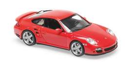 Porsche  - 1999 red metallic - 1:43 - Maxichamps - 940065201 - mc940065201 | The Diecast Company