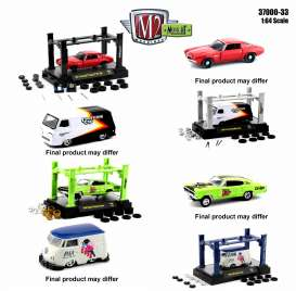 Assortment/ Mix  - various - 1:64 - M2 Machines - 37000-33 - M2-37000-33 | The Diecast Company