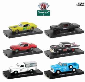 Assortment/ Mix  - various - 1:64 - M2 Machines - 11228-68 - M2-11228-68 | The Diecast Company