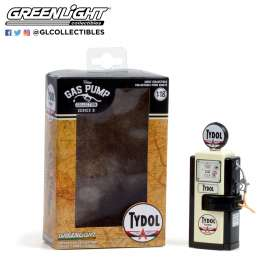 Accessoires diorama - 1948 black/white - 1:18 - GreenLight - 14090 - gl14090A | The Diecast Company