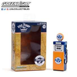 Accessoires diorama - 1951 orange/blue/light blue - 1:18 - GreenLight - 14090 - gl14090B | The Diecast Company