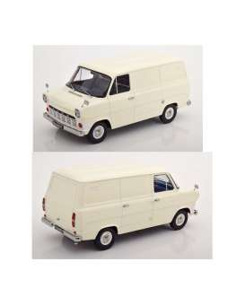 Ford  - Transit MKI delivery van 1965 cream - 1:18 - KK - Scale - 180493 - kkdc180493 | The Diecast Company