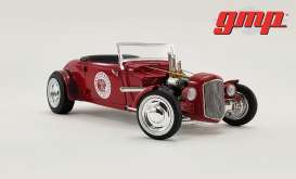 Hot Rod  - Indian Motorcycles 1934  - 1:18 - GMP - 18958 - gmp18958 | The Diecast Company