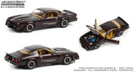 Chevrolet  - Z28 Yenko Turbo Z 1981 turbo brown - 1:18 - GreenLight - 13593 - gl13593 | The Diecast Company