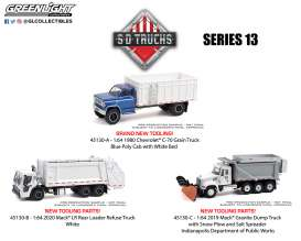 Assortment/ Mix  - 1:64 - GreenLight - 45130C - gl45130 | The Diecast Company