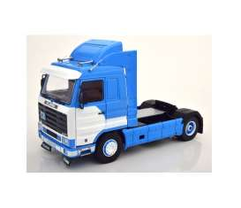 Scania  - 143 Streamline 1995 blue/white - 1:18 - Road Kings - 180104 - rk180104 | The Diecast Company